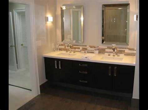 double sink for small bathroom double sink vanity small bathroom design ideas youtube