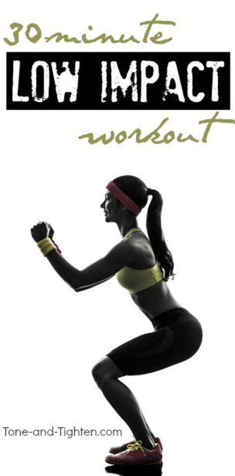 25 best ideas about low impact workout on fast food by me low ab workout and slim