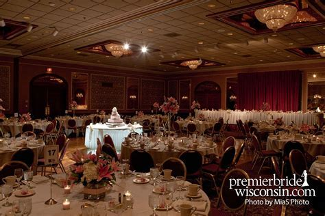 Milwaukee Reception sites 101/Ballrooms/ Wedding Reception