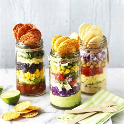 jarchos healthy nachos in a jar recipe myfoodbook
