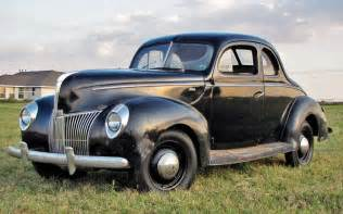bootlegger s 1940 ford coupe