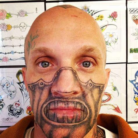 stupidest tattoos tattooing extremists 80 pics izismile