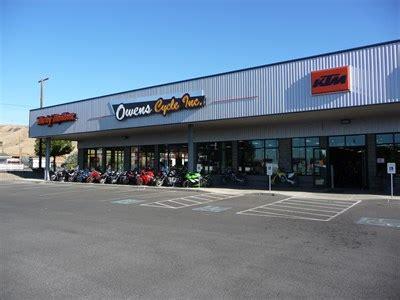 Motorcycle Dealers Yakima Washington by Owens Cycle Inc Yakima Wa Motorcycle Sales Service