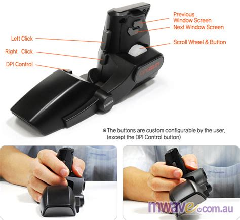 Mouse Zalman Fg 1000 zalman fg 1000 ergonomic gun style gaming mouse fg1000 mwave au