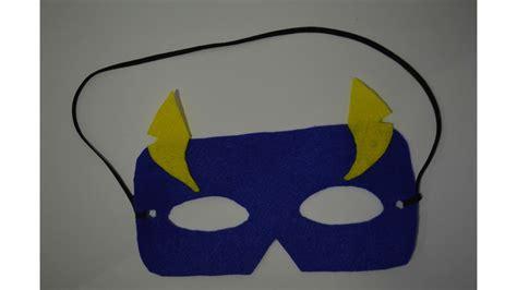 youtube membuat topeng mari berkarya membuat topeng superhero youtube