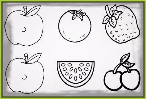 imagenes para pintar verduras dibujos de frutas para colorear para ni 241 os archivos