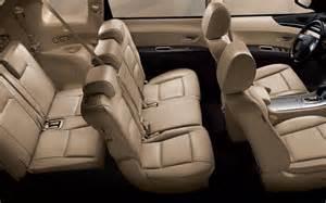 Subaru Third Row Seating Outback Subaru With 3rd Row Seating Autos Post