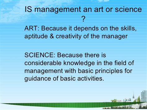 Basic Knowledge Of Mba by Management Basics Ppt Bec Doms Mba Hr