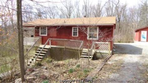 houses for sale hedgesville wv 549 michaels chapel rd hedgesville west virginia 25427 foreclosed home information