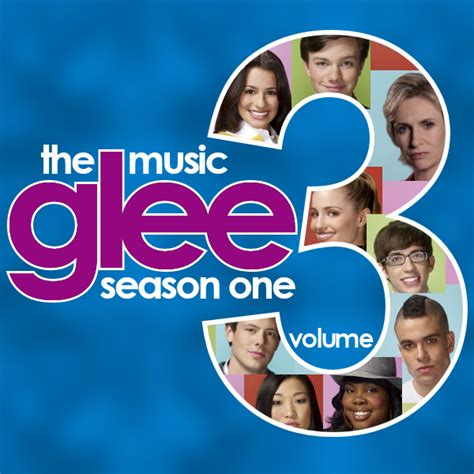 Cd Glee Cast The Season One Volume 2 glee cast season one vol 3 fanmade