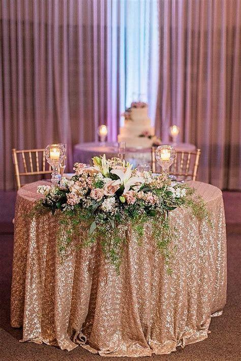 wedding reception inspiration bride groom table head