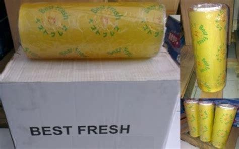 Plastik Wrapping Buah 35 Cm Best Fresh Food Grade Ukuran 35 Cm X 500 M plastic wrapping food grade quot best fresh quot