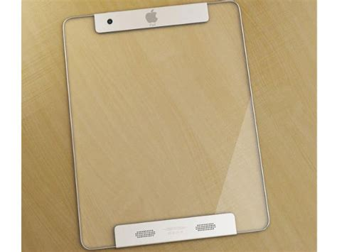 tablett glas an all glass future concept poises apple fans to
