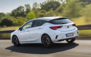 Opel Stra Opel Astra With Opc Line Sport Pack Is Not The Hatch