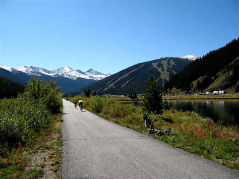 Colorado 2008 I 70 Bike Path