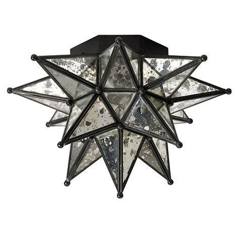 moravian star light set moravian ceiling mount ballard designs