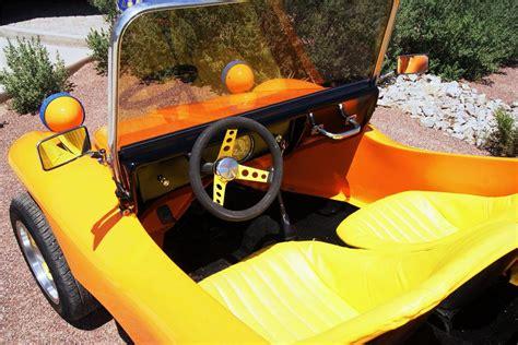 Buggy Interior by 1957 Volkswagen Custom Dune Buggy 186903