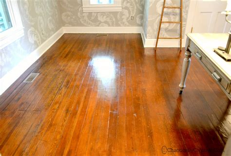 Holloway Floor by Shine Dull Floors In Minutes Chaotically Creative