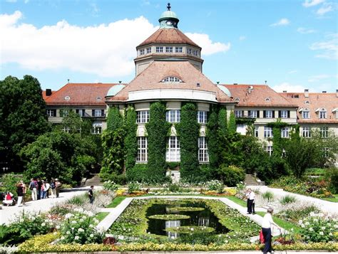 Panoramio Photo Of Botanischer Garten M 252 Nchen