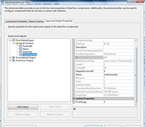 sql pivot query tutorial sqlsolutions and ssis pivot transformation ssis
