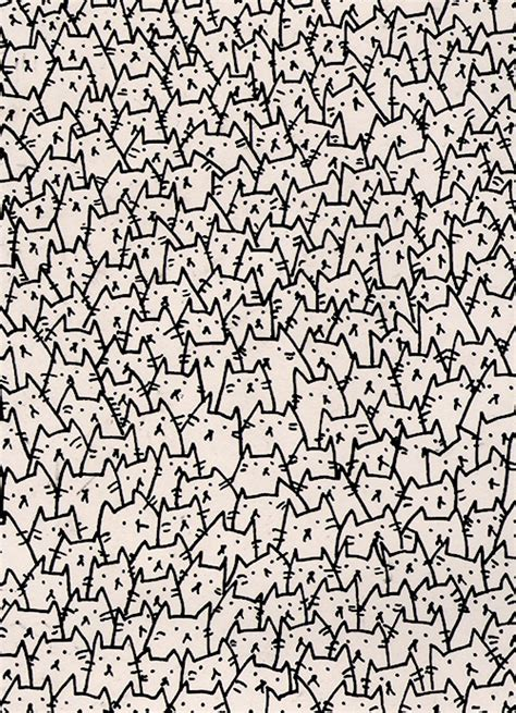 cat pattern wallpaper tumblr displaying gallery images for cat pattern background