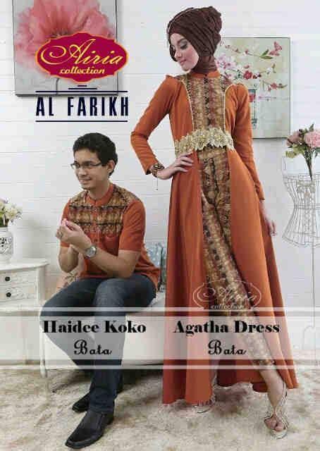 Dress Agatha Gamis Agatha agatha dress bata baju muslim gamis modern