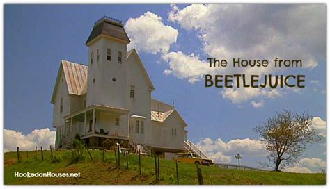 beetlejuice house a look at the beetlejuice house before and after its scary