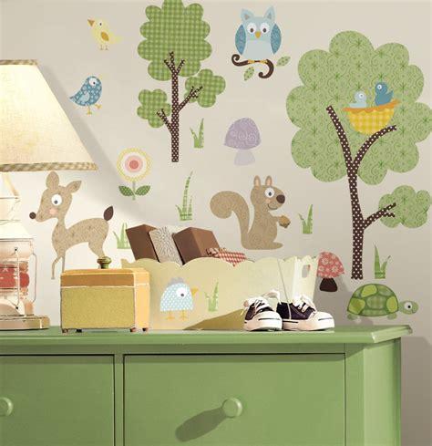 Wandsticker Babyzimmer by Wandsticker Baby Niedliche Wandgestaltung F 252 R Das Babyzimmer