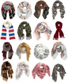 7 Scarf Styles For Fall by Fall Scarves 50 With Free Shipping Saltwater And