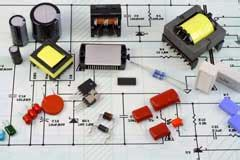 electrolytic capacitor outgassing potting and sealing electronic components masterbond