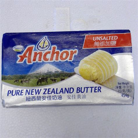 Harga Cheese Merk Anchor anchor unsalted butter 454g khasert