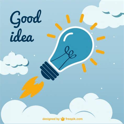 great ideas for creative idea vector vector free
