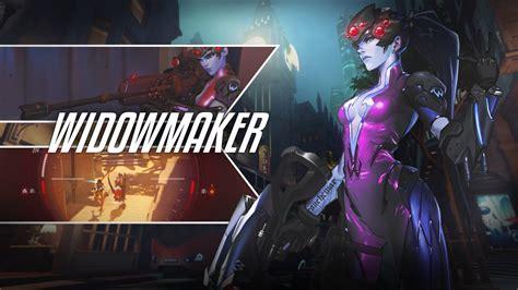 widowmaker overwatch wallpapers hd wallpapers id