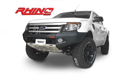ford road bumpers rhino4x4 bumper delantero evolution 3 para ford ranger