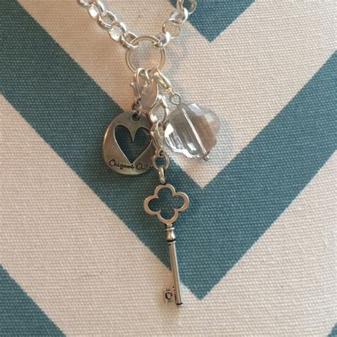 Origami Accessories - origami owl origami owl necklace from s closet on