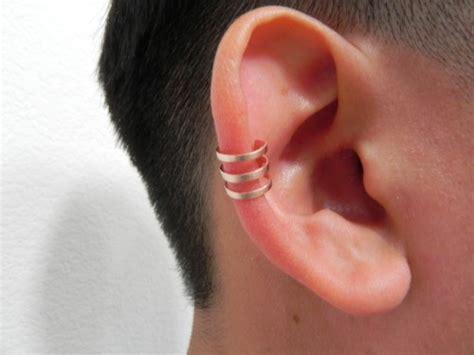 gold ear cuff s earrings non pierced ear cuff