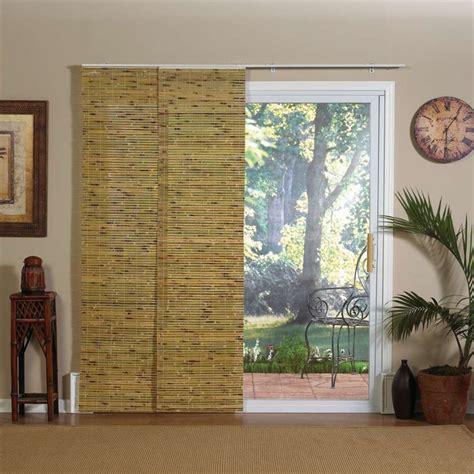 bamboo sliding door panels happy home pinterest