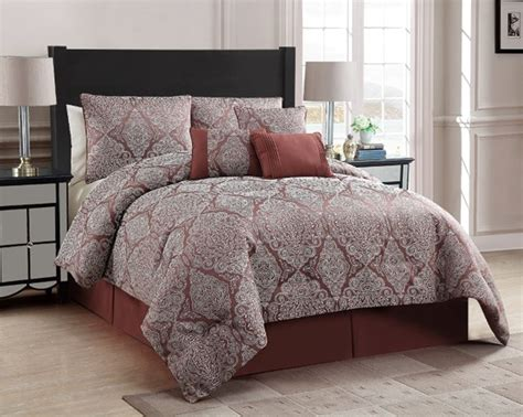 berkley comforter set essential home 7 comforter set berkley jacquard