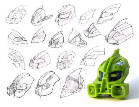 Home Design Concepts bionicle character design david bird