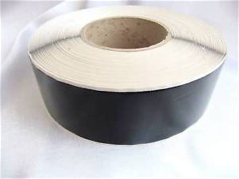 self adhesive rug binding 1m self adhesive carpet binding black 50mm ebay