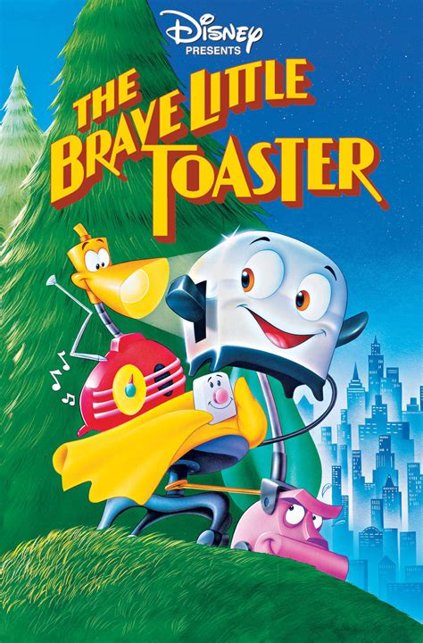 tostapane disney the brave toaster disney