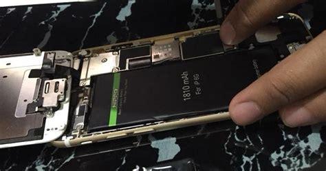 baterai iphone merk hippo bagus gak elppas story
