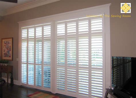 sliding door window treatments window treatment ideas interiors by the sewing room home