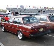 Ray72 1982 Toyota Corolla Specs Photos Modification Info