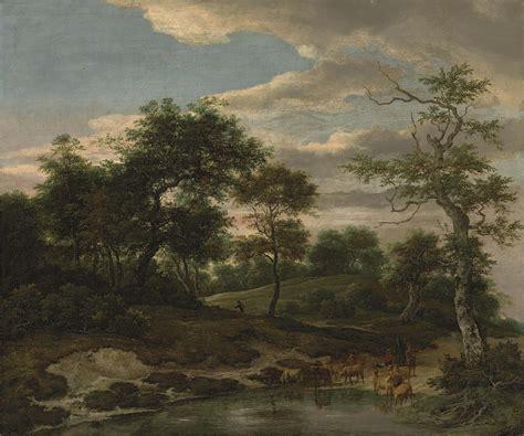 Jacob Van Ruisdael Haarlem 1628 9 C 1682 Amsterdam A