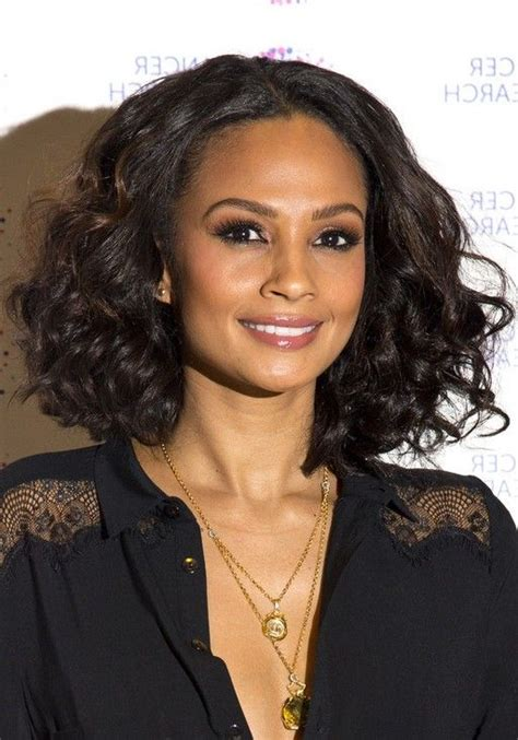 alesha dixon hair color 1000 ideas about curly bob haircuts on pinterest short