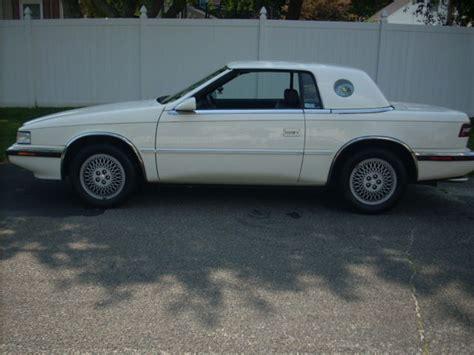 Chrysler Tc Maserati For Sale by 1991 Chrysler Tc By Maserati For Sale Chrysler Tc By