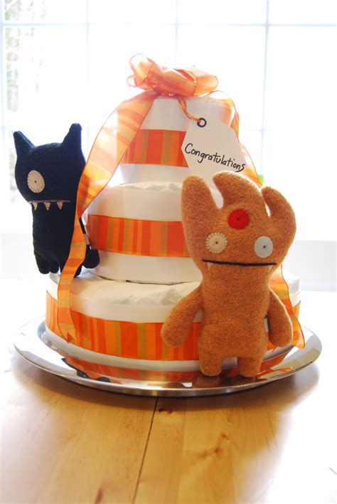 How To Make A Cake From Diapers For Baby Shower by Gallery How To Make A Cake