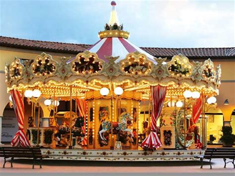 christmas carousel decoration letter of recommendation