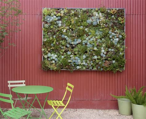 How To Make A Vertical Succulent Garden 7 Succulent Gardens You Can Create Blissfully Domestic